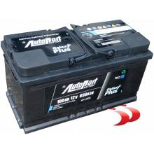 Autopart Plus Galaxy 100 AH 850 EN