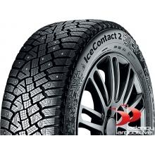Continental 155/65 R14 75T Contiicecontact 2